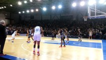 Match Basket Landes - Tarbes en Ligue féminine de basket-ball