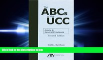 complete  The ABCs of the UCC Article 1: General Provisions