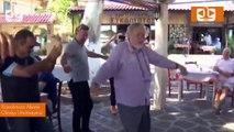 Prof. Dr. İlber Ortaylı'dan Dans şov , Bir Başka Prof bu Prof :)