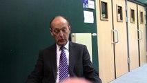 Interview de Monsieur Vittecoq, IA IPR d'anglais