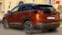 VÍDEO: Peugeot 3008 2017, conoce sus características en un minuto