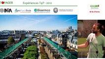Synergies entre agriculture urbaine et biodiversité : exemples concrets par Frédéric MADRE, Écologue-chercheur, TOPAGER / Muséum national d'histoire naturelle