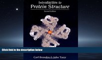For you Introduction to Protein Structure