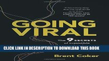 [PDF] Going Viral: The 9 secrets of irresistible marketing Full Colection