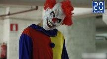 Les clowns sément la panique aux Étas-Unis - Le rewind du lundi 10 octobre 2016.