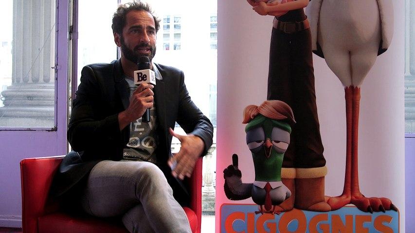 Cigognes & Compagnie : interview de Florent Peyre aka Junior