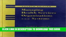 [PDF] Managing Health Services Organizations and Systems Full Online