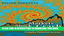 [PDF] Why Stock Markets Crash: Critical Events in Complex Financial Systems [Full Ebook]