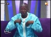 Cet animateur de la 2sTv est en colère. Iran Ndao, oustaz Aliou Sall et  Arrêtez de nous citer les Arabes comme exemples