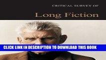 [PDF] Critical Survey of Long Fiction: Print Purchase Includes Free Online Access (Critical Survey
