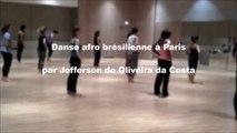 Cours de danse afro brésilienne à Paris