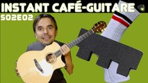 Eastman / Sourdine pour guitare / Les accords - Instant café Guitare E02S02