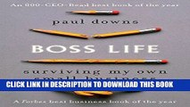 [PDF] Boss Life: Surviving My Own Small Business Full Online
