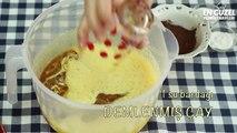 Hindistan Cevizli Kokostar Kek Tarifi - En Güzel Yemek Tarifleri | En güzel Yemek Tarifleri