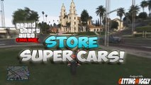 GTA 5 Online - Store Any Vehicle In Your Garage 1.10 - GTA V Put Tracker On Super/Stolen Vehicles