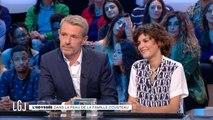 Lambert Wilson et Audrey Tautou dans L'Odyssée - Le Grand Journal du 10/10 - CANAL+