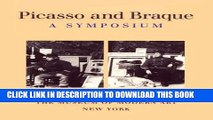 [PDF] Picasso and Braque: A Symposium; The Museum of Modern Art: The Museum of Modern Art Popular