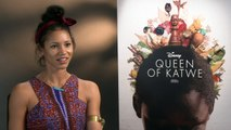 Queen of Katwe: David Oyelowo on working with children