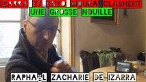 IZARRA et Enzo MOURA clashent MORANDINI la grosse nouille - Raphaël Zacharie de IZARRA