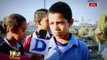 """بالفيديو.. طلاب: مش قادرين نشترى شُنَط مدرسة وبنروح بـ""""أكياس بلاستيك"""""""