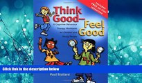 Popular Book Think Good - Feel Good: A Cognitive Behaviour Therapy Workbook for Children and Young