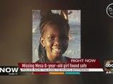 Missing Phoenix 8-year-old found safe