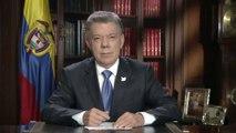 """Santos: """"Ahora que avanzamos con el ELN, será completa, será una paz completa"""""""