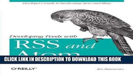 [PDF] Developing Feeds with RSS and Atom Full Collection
