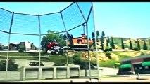 GTA 5  HOLY BMX FREESTYLE 2 GTA V BMX Stunts Montage AWESOME BMX TRIAL RedKeyMon