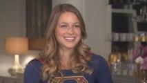 EXCLUSIVE: 'Supergirl' Melissa Benoist Teases Superman's Debut and Growth of the Danvers Sisterhood!
