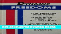 [Read PDF] Dynamic Freedoms  Our Freedom Documents   Communism  Enemy of All Freedoms   Separation