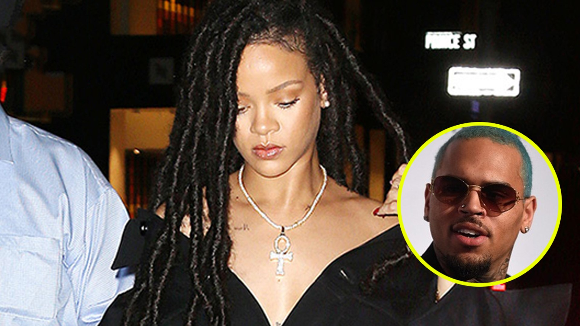 Rihanna Slams Ex Chris Brown in Cryptic Post