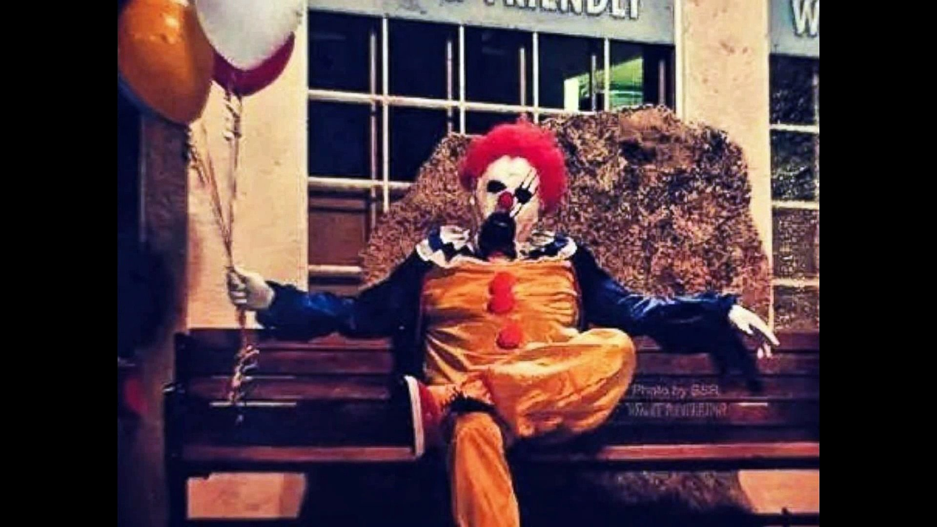 Are clowns preparing for a purge style attack on   Halloween
