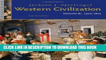 [PDF] Western Civilization: Volume B: 1300 to 1815 Popular Collection