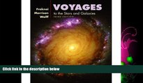 Choose Book Voyages to the Stars and Galaxies, Media Update (with CD-ROM, Virtual Astronomy Labs,