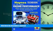 FAVORIT BOOK Engine Performance: GM, Ford, Chrysler  More muscle under your hood! (Haynes