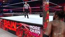 Kofi Kingston vs. Cesaro: Raw, Oct. 10, 2016