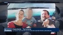 La maison de la famille du terroriste de la famille Henkin a été détruite