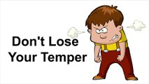 Don't Lose Your Temper। Inspirational Video। Motivational Video for Students in Hindi। Motivational Story in Hindi
