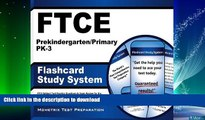 READ  FTCE Prekindergarten/Primary PK-3 Flashcard Study System: FTCE Test Practice Questions