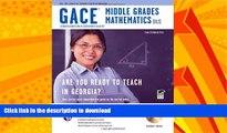 GET PDF  Georgia GACE Middle Grades Math (013) w/ CD-ROM (Georgia GACE Test Preparation)  GET PDF