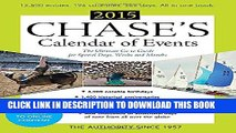 New Book Chase s Calendar of Events 2015