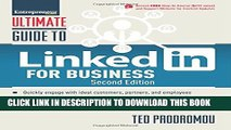 Collection Book Ultimate Guide to LinkedIn for Business (Ultimate Series)
