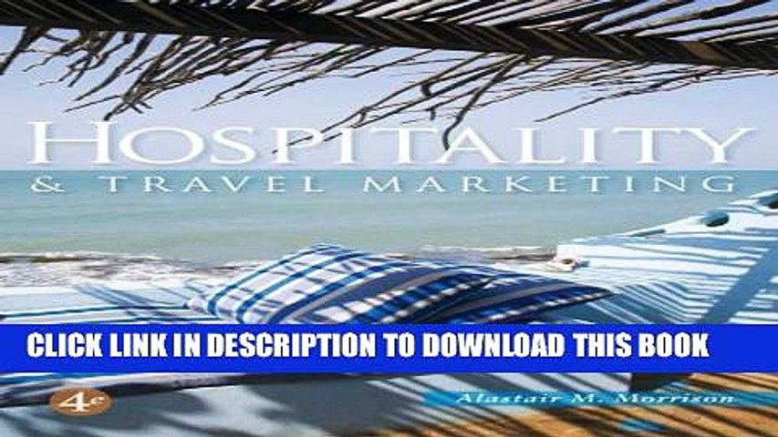 New Book Hospitality and Travel Marketing (Travel and Tourism)