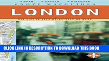 New Book Knopf MapGuides: London: The City in Section-by-Section Maps