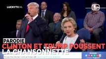 "Parodie : quand Trump et Clinton ""chantent"" le final de ""Dirty Dancing"""
