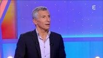 Tout le monde veut prendre sa place, France 2 : Nagui veut un massage sur tout le corps