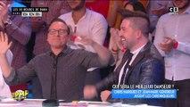 TPMP : la danse acrobatique et drôle de Capucine Anav et Jean-Michel Maire
