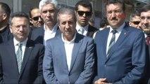 Diyarbakır AKP Genel Başkan Yardımcısı Mehdi Eker Cenaze Töreninin Ardından Açıklama Yaptı