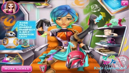 Sabine Wren Hospital Recovery | Doctor Games For Kids | Kids Games AZ